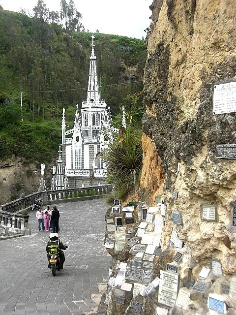 Кафедральный собор Лас-Лахас в Колумбии 43488