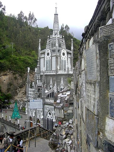 Кафедральный собор Лас-Лахас в Колумбии 53133