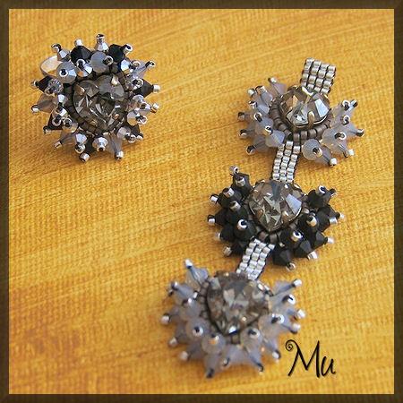 Шикарные украшения из бисера - Самые красивые и креативные украшения здесь.