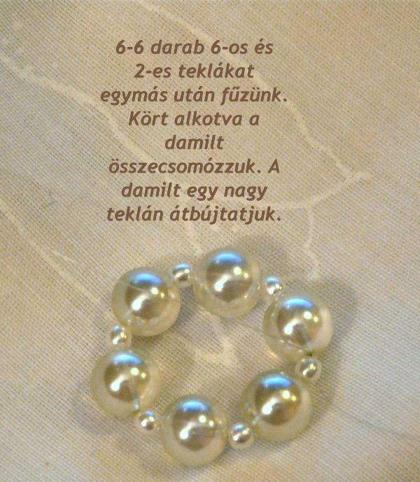 1. Набираем 4 бисерины, замыкаем их в кольцо (схема 1) 2. Плетем 2-ой ряд по схеме 2. 3. Третий ряд плетем по схеме 3...