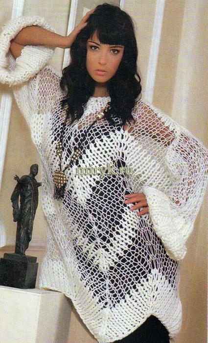 belyj-azhurnyj-pulover (425x700, 186Kb)