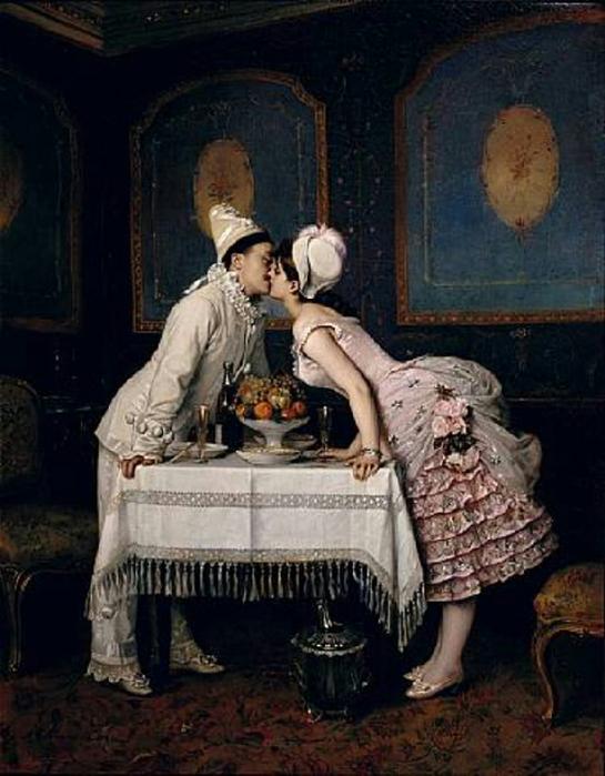 6 Auguste Toulmouche (1829 - 1890) (545x700, 345Kb)