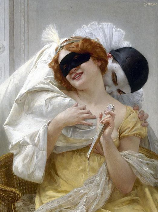 10 Pierrot`s Embrace by Guillaume Seignac (523x700, 62Kb)