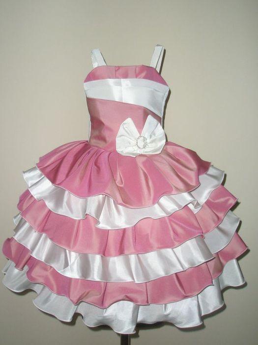 Платье на 5 лет своими руками