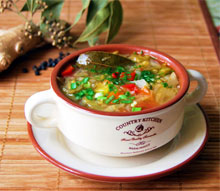 диетические супы из крупы рецепты