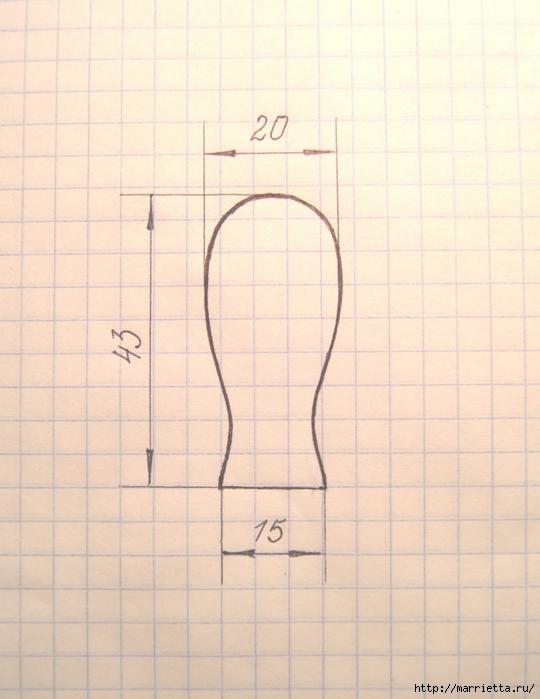 корзинки из бумаги для пасхальных яиц (1) (540x699, 224Kb)
