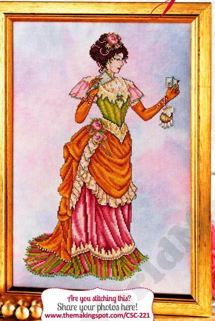 Викторианская леди.