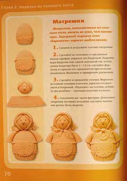 Как сделать тесто соленое для лепки для детей