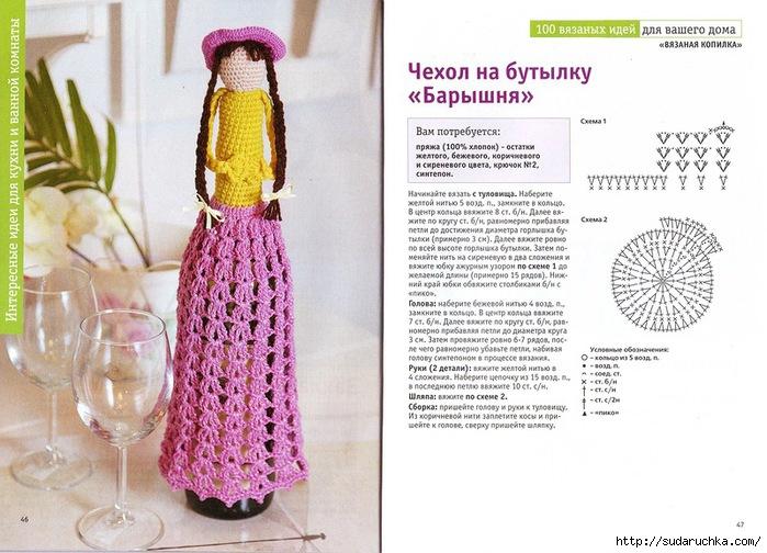 Модные идеи по вязанию крючком