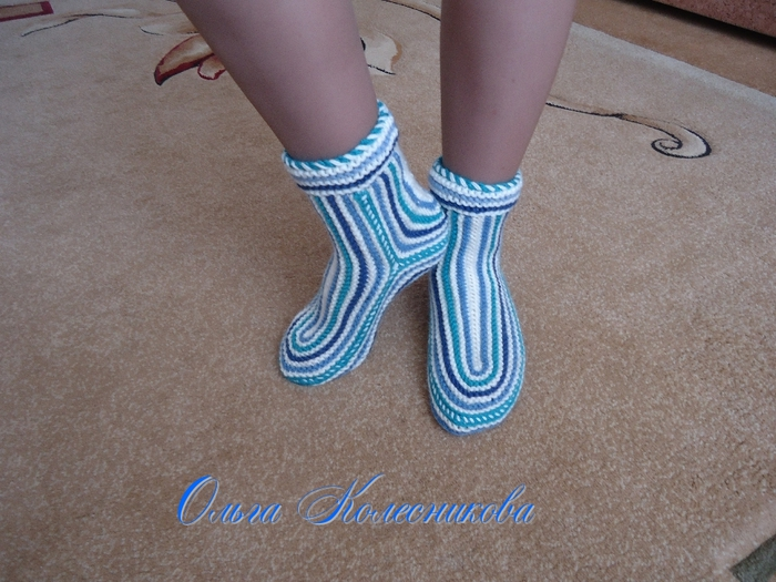 针织地板袜 - maomao - 我随心动