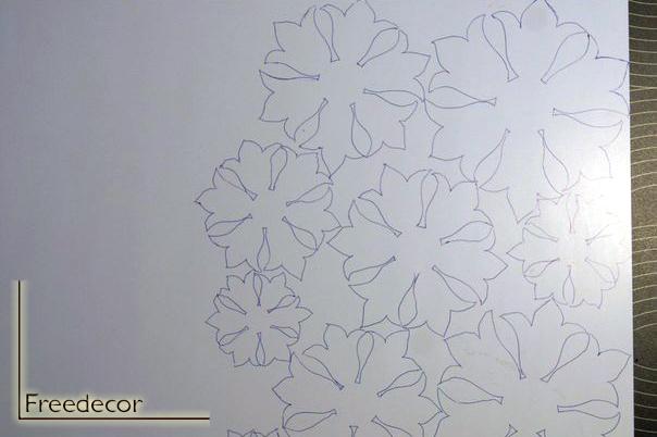 цветы из термопластика (11) (604x402, 158Kb)