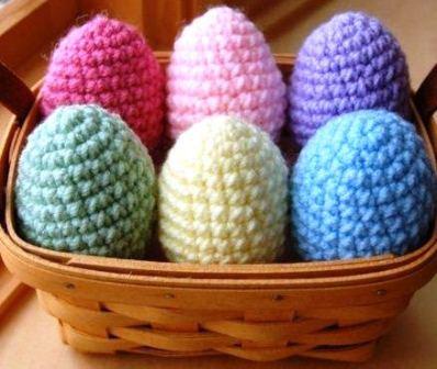 Сшить яйцо своими руками