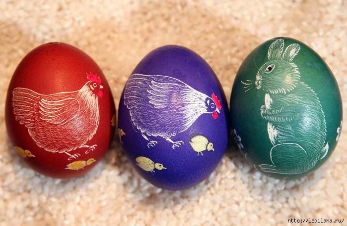 идея для пасхи узор на яйцах (700x457, 192Kb)