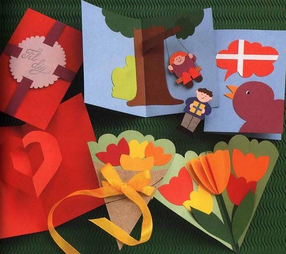 Поделки из бумаги для детей 8 лет картинки