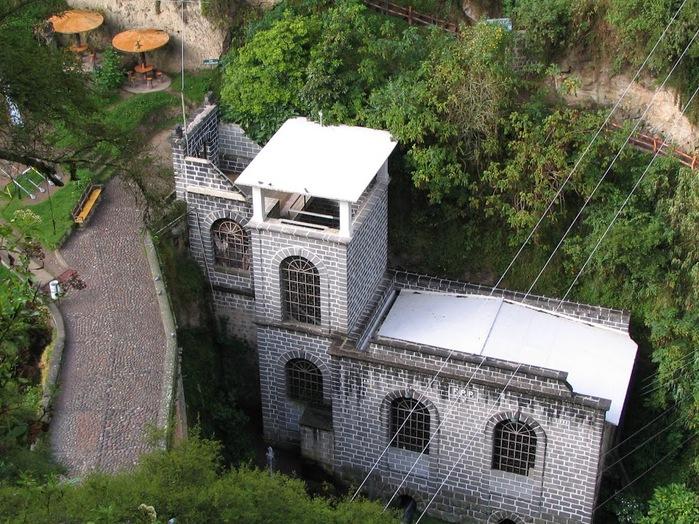 Кафедральный собор Лас-Лахас в Колумбии 88941