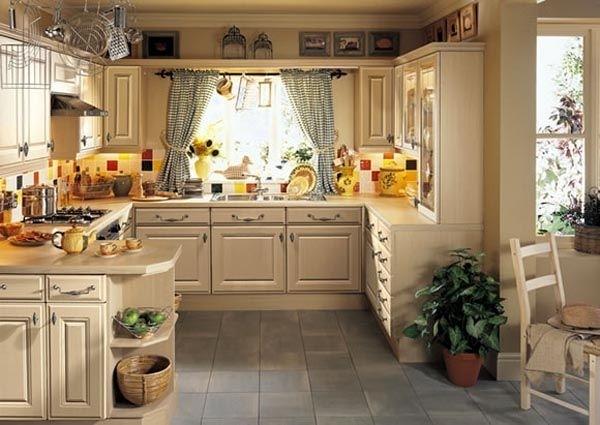 Кухня в прованском стиле фото