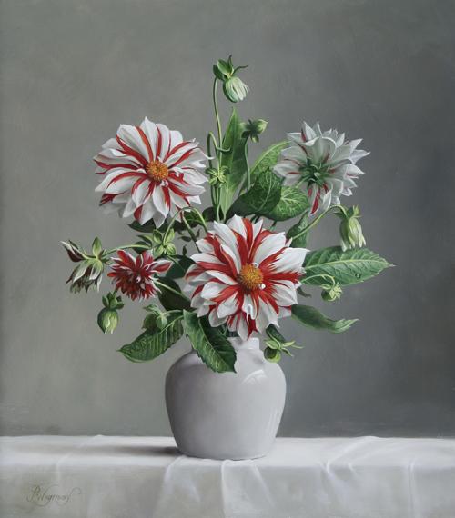 цветочные натюрморты Pieter Wagemans 8 (500x570, 162Kb)