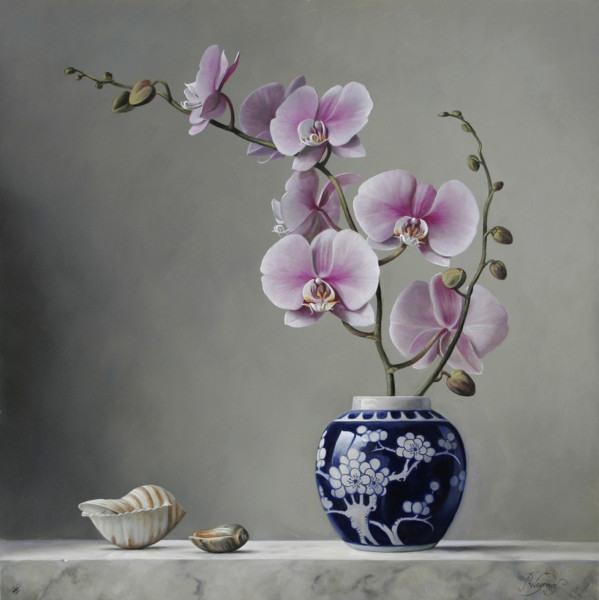 цветочные натюрморты Pieter Wagemans 11 (599x600, 52Kb)