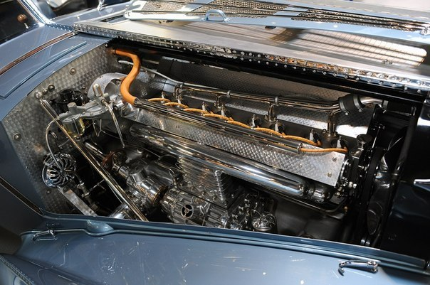 Bugatti Type 57SC Atlantic раритетное авто фото 4 (604x401, 81Kb)