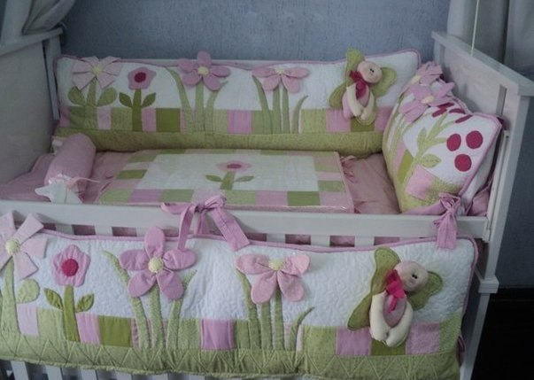 Развивающие бортики на кроватку своими руками фото 856