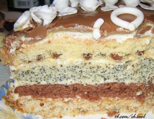 Торт проще простого (604x467, 81Kb)