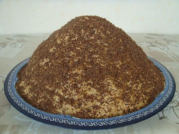 Торт Муравейник (604x453, 84Kb)