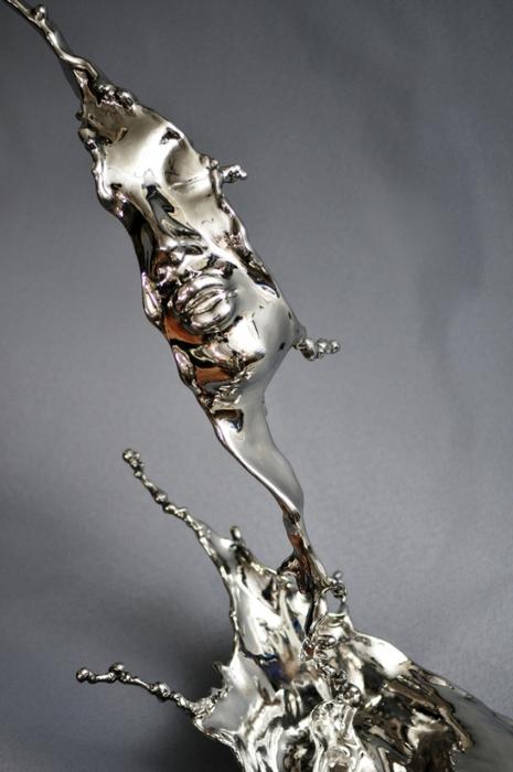 Johnson Tsang динамичные скульптуры фото 11 (465x700, 202Kb)