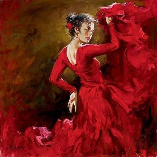Линии красоты Танцовщица Чародейка.  И еще танцы.