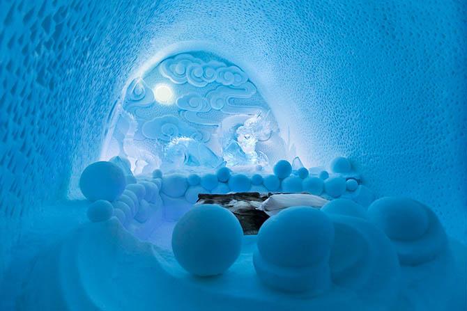 ледяной отель в швеции 4 (670x447, 64Kb)