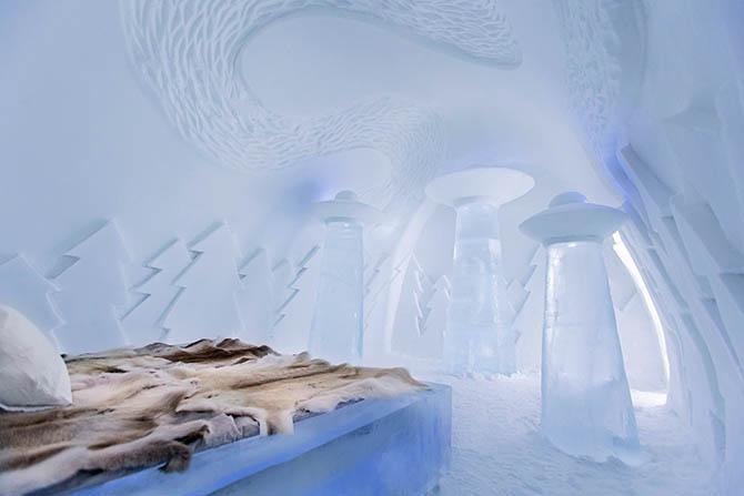 ледяной отель в швеции 6 (670x447, 42Kb)