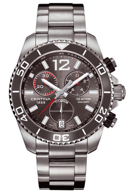 Швейцарские часы Certina – высокотехнологичная пунктуальность!