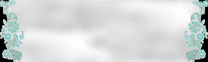 Белый 1 с бирюз роз (700x210, 185Kb)