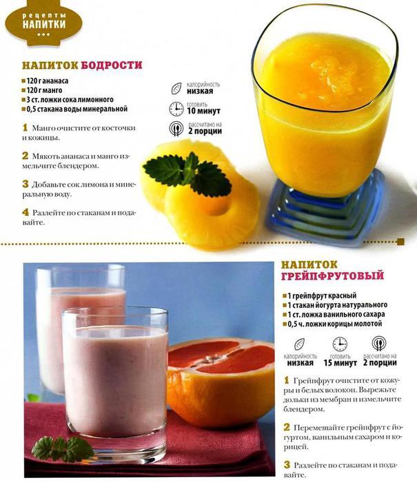 Как приготовить бодрящий напиток