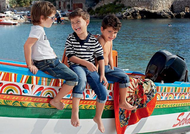 детская коллекция Dolce&Gabbana 1 (640x452, 249Kb)