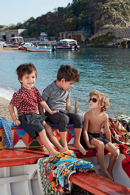 детская коллекция Dolce&Gabbana 5 (426x640, 224Kb)