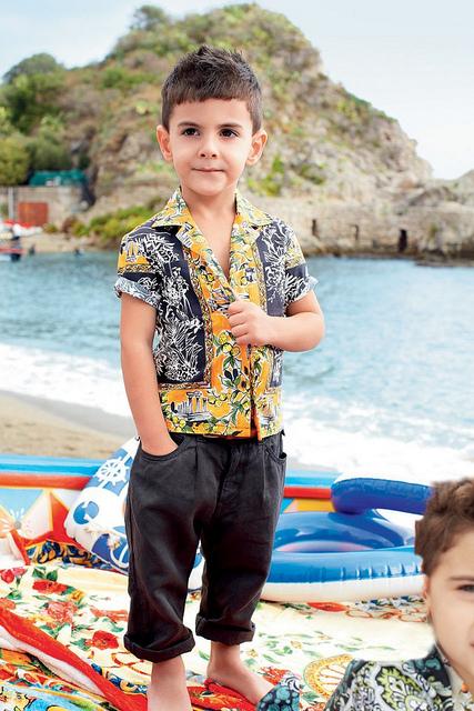 детская коллекция Dolce&Gabbana 8 (427x640, 186Kb)