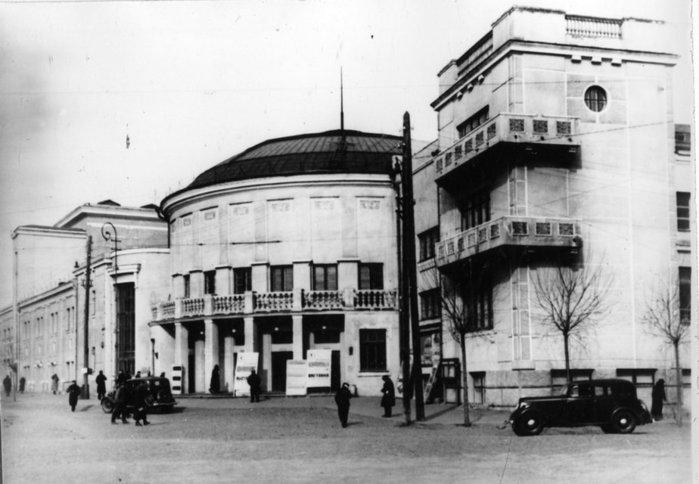 1 1939 март. Дворец культуры работников хлебопекарской промышленности