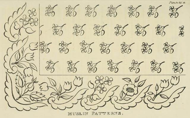 шаблоны для вышивки и точечной росписи (8) (640x398, 97Kb)