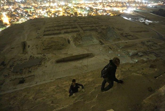 египетские пирамиды фото 1 (700x471, 71Kb)