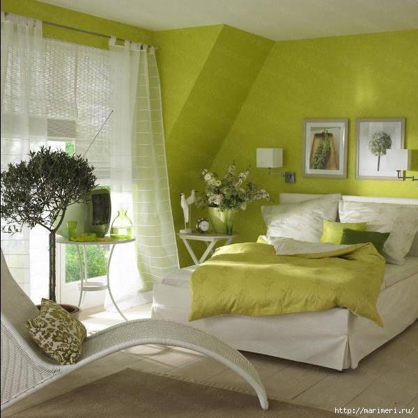 Спальня на даче дизайн фото
