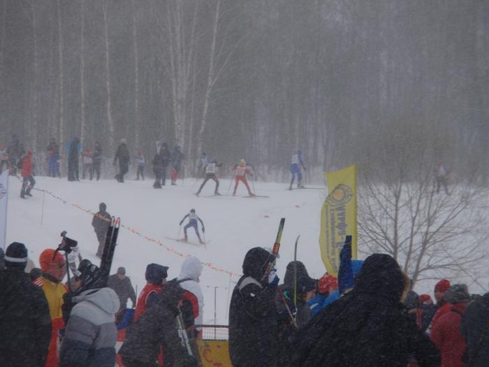 Закрытие лыжного сезона в Альфа-Битце (фото) - фото 15