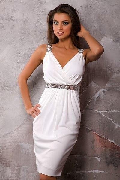 Как сшить платье в греческом стиле короткое (16 фотографии ) ::