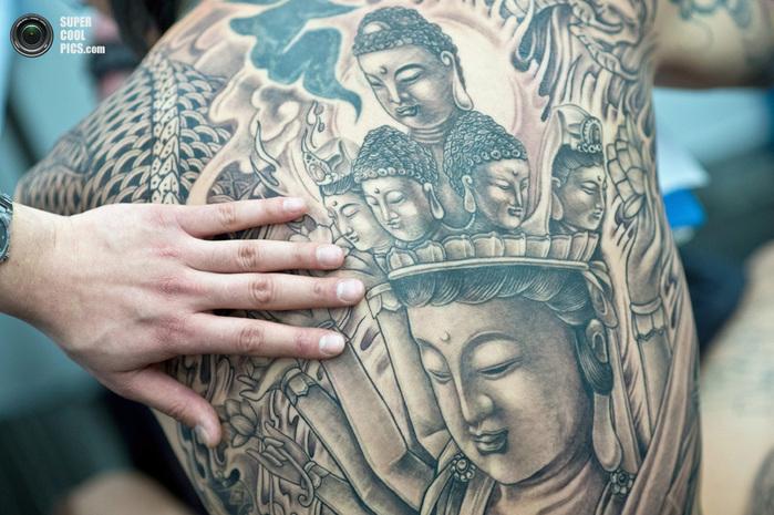 Съезд татуировщиков фото 2 (700x465, 159Kb)