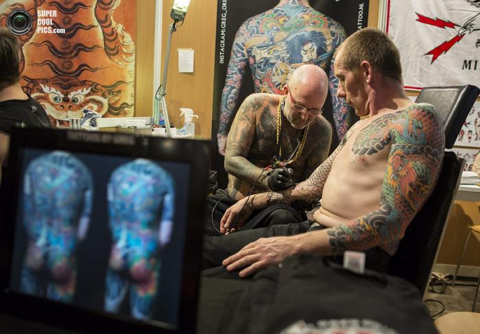 Съезд татуировщиков фото 4 (700x487, 159Kb)