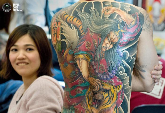 Съезд татуировщиков фото 6 (700x482, 168Kb)