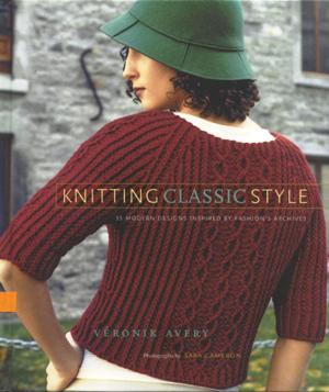 Avery Veronik.Knitting Classic Style - копия (3) (300x357, 20Kb)