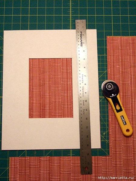 как сделать рамку для картины своими руками (4) (450x600, 190Kb)