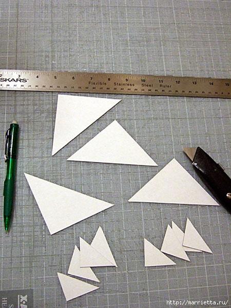 Как сделать рамку из багета для картин