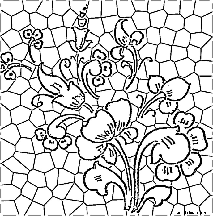 stained_glass_pattern23 (689x700, 361Kb)