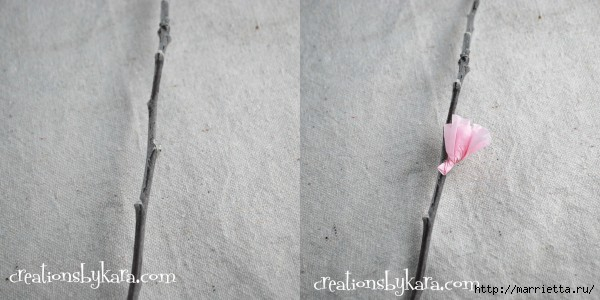 Декоративные веточки для украшения весеннего интерьера (18) (600x300, 109Kb)